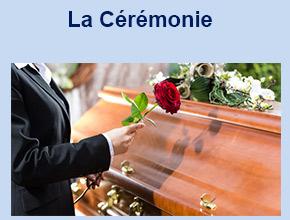 Préparation de la cérémonie d'obsèques à Lens et Méricourt