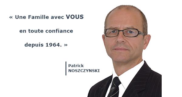 Pompes funèbres Patrick NOSZCZYNSKI Noyelles-sous-Lens - Rouvroy